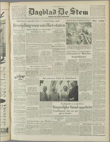 de Stem 1952-09-24
