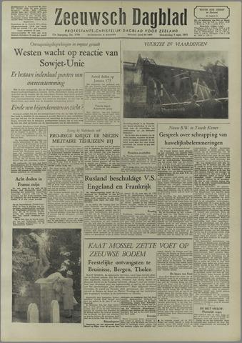 Zeeuwsch Dagblad 1957-09-05