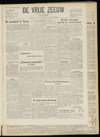 de Vrije Zeeuw 1950-09-28