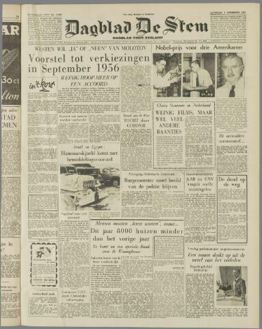 de Stem 1955-11-05