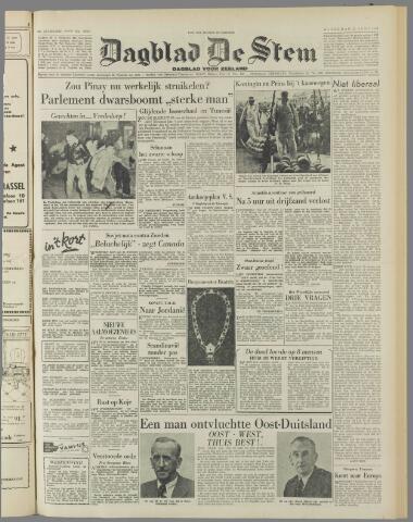 de Stem 1952-06-21