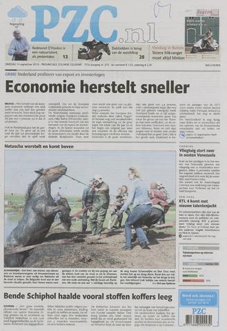 Provinciale Zeeuwse Courant 2010-09-14