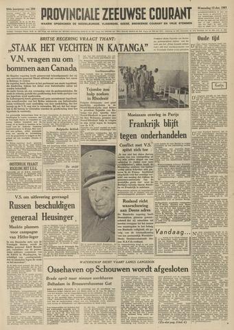 Provinciale Zeeuwse Courant 1961-12-13