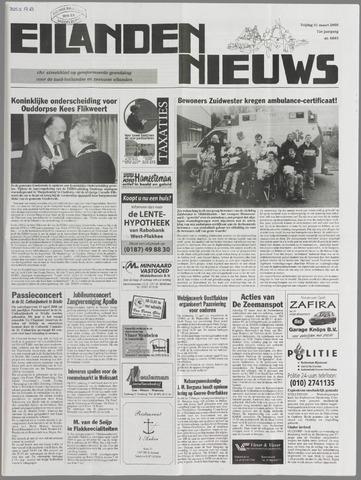Eilanden-nieuws. Christelijk streekblad op gereformeerde grondslag 2000-03-31