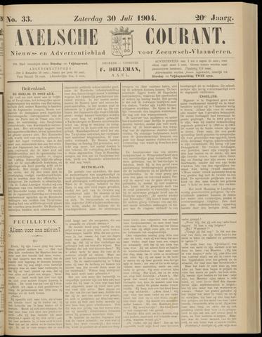 Axelsche Courant 1904-07-30