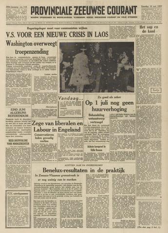 Provinciale Zeeuwse Courant 1962-05-12
