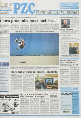 Provinciale Zeeuwse Courant 2002-04-04