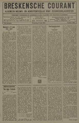 Breskensche Courant 1923-06-20