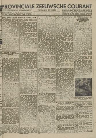 Provinciale Zeeuwse Courant 1943-06-11