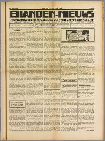 Eilanden-nieuws. Christelijk streekblad op gereformeerde grondslag 1935-07-17