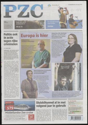 Provinciale Zeeuwse Courant 2014-05-22