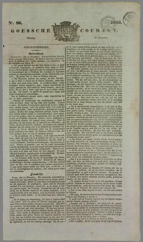 Goessche Courant 1836-11-28