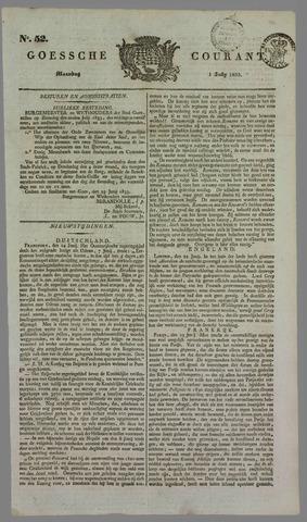 Goessche Courant 1833-07-01