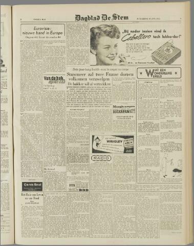 de Stem 1954-06-10