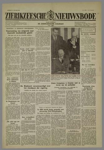 Zierikzeesche Nieuwsbode 1955-01-11