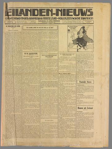 Eilanden-nieuws. Christelijk streekblad op gereformeerde grondslag 1943