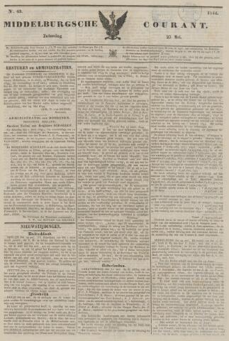 Middelburgsche Courant 1844-05-25