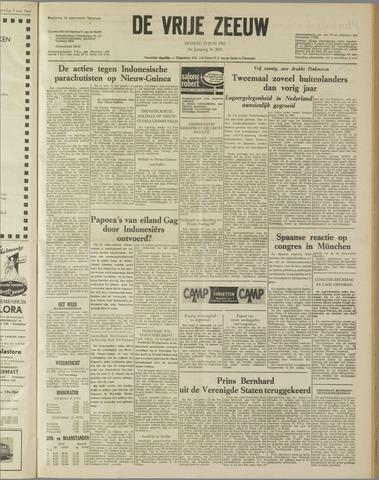 de Vrije Zeeuw 1962-06-12