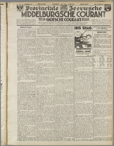 Middelburgsche Courant 1937-05-05
