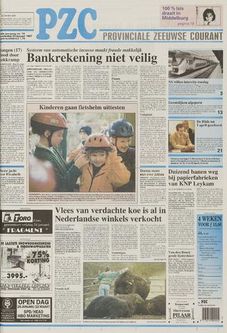 Provinciale Zeeuwse Courant 1997-01-23