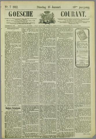 Goessche Courant 1912-01-16