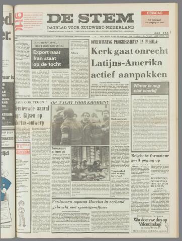 de Stem 1979-02-13
