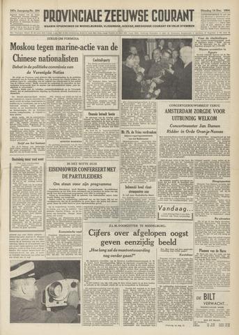 Provinciale Zeeuwse Courant 1954-12-14