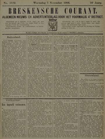 Breskensche Courant 1906-11-07