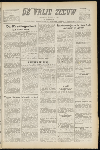 de Vrije Zeeuw 1948-08-10