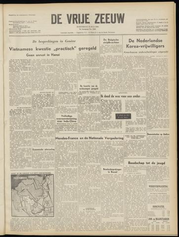 de Vrije Zeeuw 1954-07-21