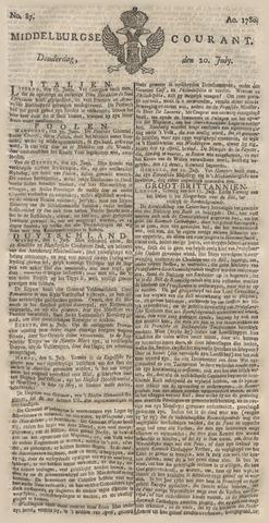 Middelburgsche Courant 1780-07-20