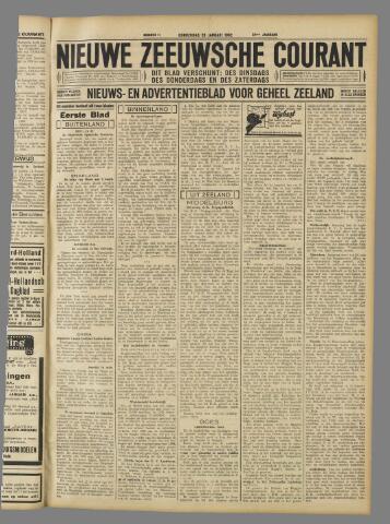 Nieuwe Zeeuwsche Courant 1932-01-28