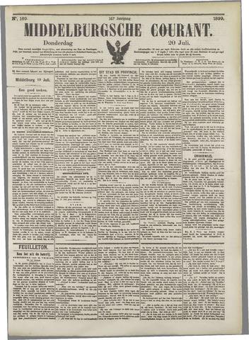 Middelburgsche Courant 1899-07-20