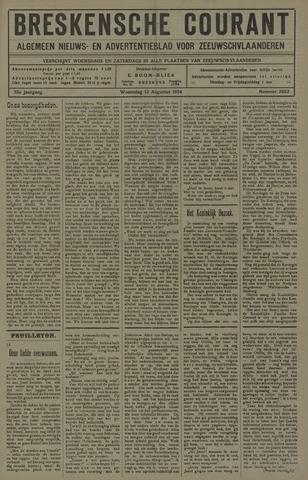 Breskensche Courant 1924-08-13