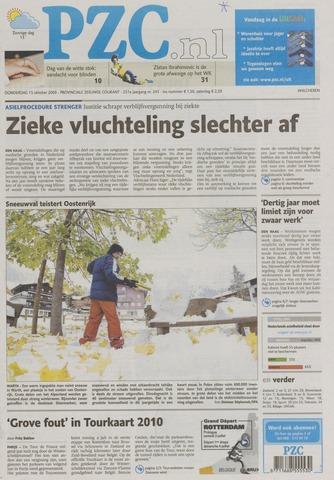 Provinciale Zeeuwse Courant 2009-10-15