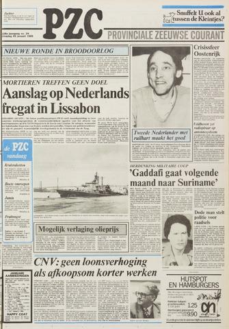 Provinciale Zeeuwse Courant 1985-01-29