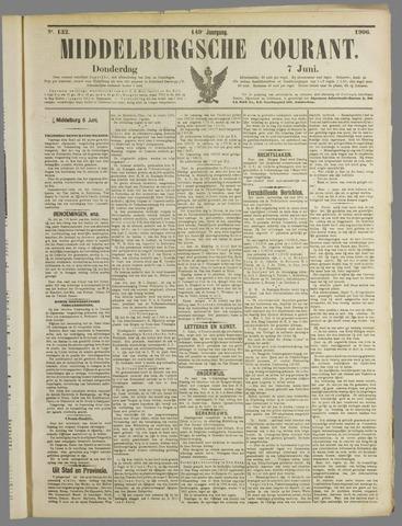 Middelburgsche Courant 1906-06-07