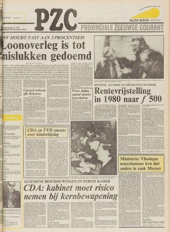 Provinciale Zeeuwse Courant 1979-11-28