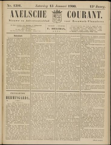 Axelsche Courant 1900-01-13