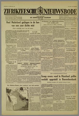 Zierikzeesche Nieuwsbode 1959-02-16