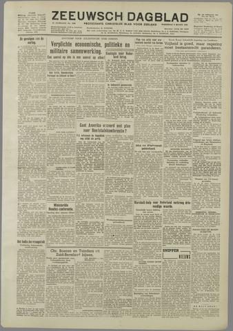 Zeeuwsch Dagblad 1949-03-09