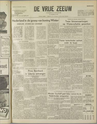 de Vrije Zeeuw 1958-01-23