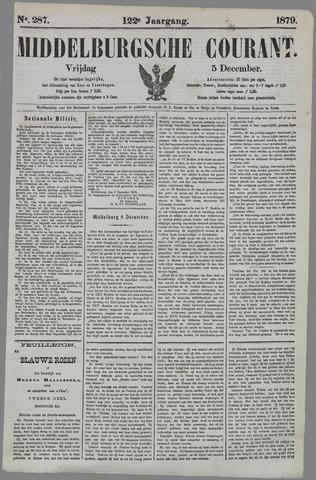 Middelburgsche Courant 1879-12-05