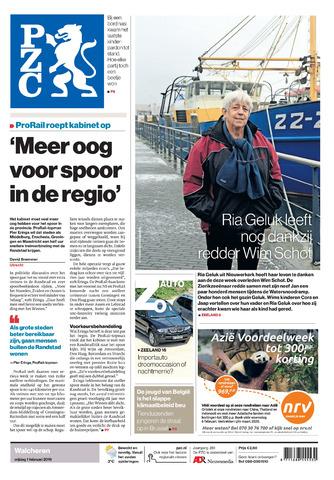 Provinciale Zeeuwse Courant 2019-02-01