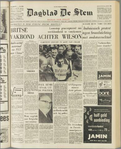 de Stem 1966-07-28