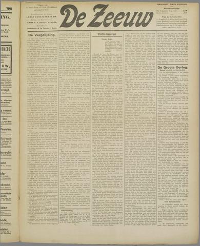 De Zeeuw. Christelijk-historisch nieuwsblad voor Zeeland 1916-04-14