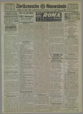 Zierikzeesche Nieuwsbode 1930-09-19