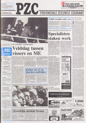 Provinciale Zeeuwse Courant 1988-10-08