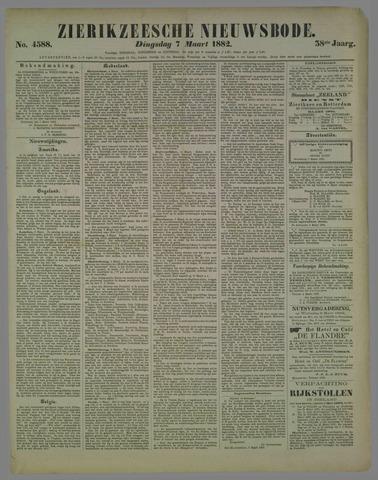 Zierikzeesche Nieuwsbode 1882-03-07