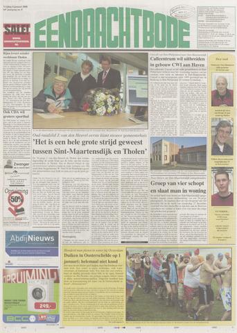 Eendrachtbode (1945-heden)/Mededeelingenblad voor het eiland Tholen (1944/45) 2008